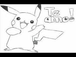 Resultado de imagen para pikachu tierno con gorra