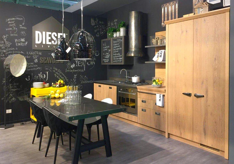 Cucina Diesel Social Kitchen Scavolini | In cucina ... | Pinterest ...