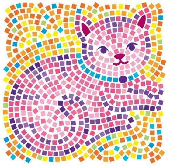 Manualidades De Mosaicos Fotos Ideas Foto Ella Hoy Mosaico De Animales Mosaicos Manualidades De Mosaicos