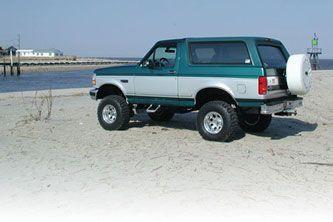 1980 1996 Ford Bronco 4wd Full Size 6 Lift Kit 366h Ford Bronco Bronco Lift Kits