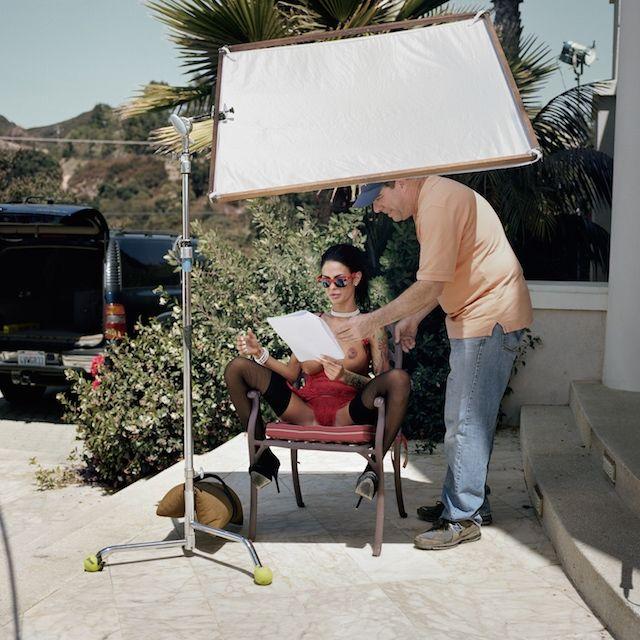 [Explizite Bilder] Fotografin Sophie Ebrard hat vier Jahre lang bei Pornodrehs hinter die Kamera geschaut