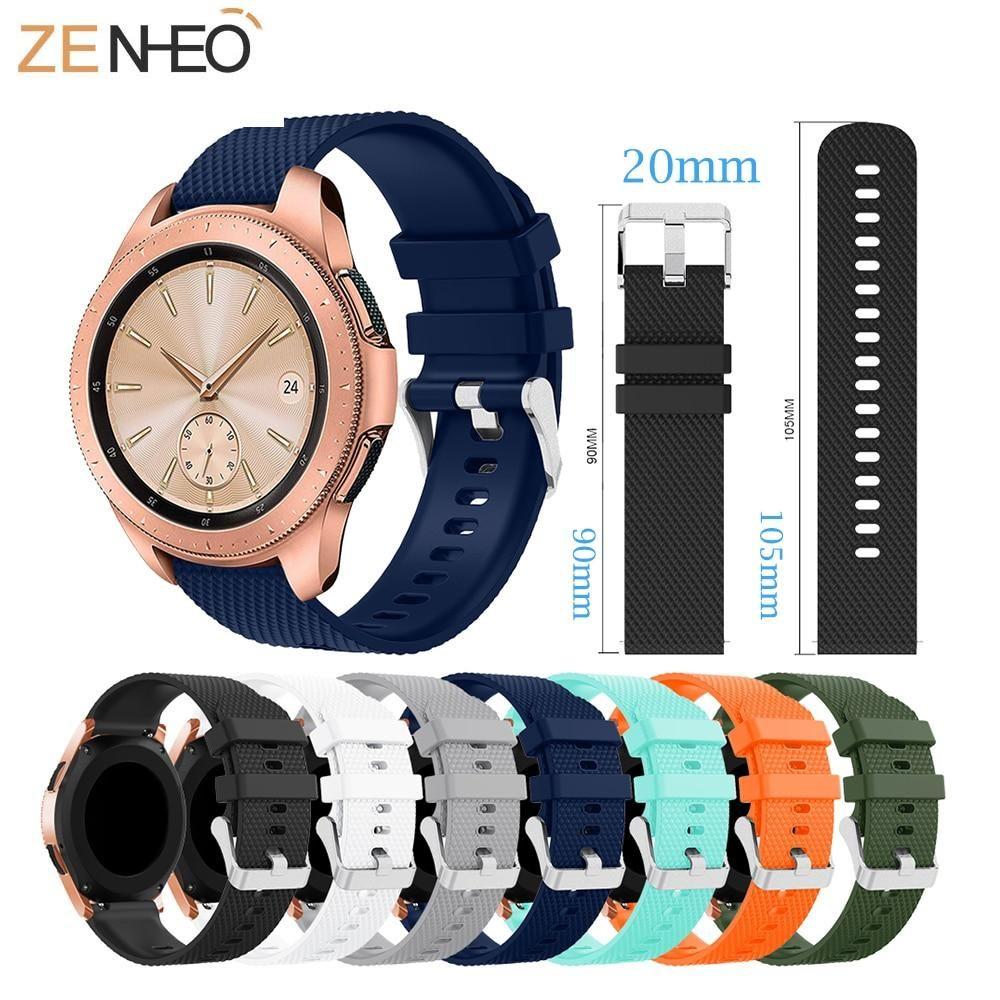 Smart Accessories 20mm Wrist Band For Samsung Gear sport