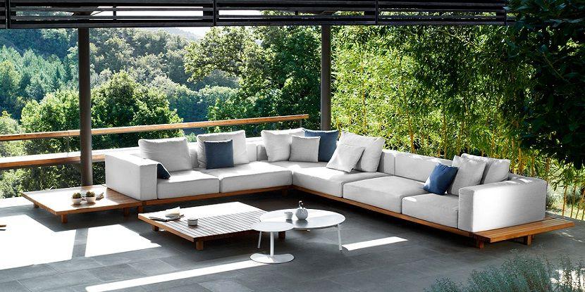 Teak Wood L Shaped Sofa Set Teakwoodsofa Woodsofa Woodensofa Sofaset Outdoorideas Gardensofa Gardenfur Outdoor Furniture Design Modern Outdoor Furniture