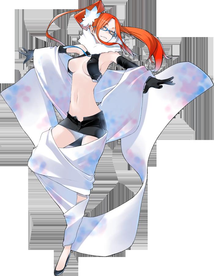 Hinako Kujou Devil, Anime and Shin megami tensei