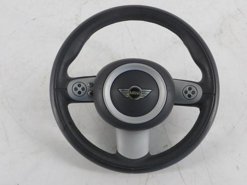 32306762458 02 08 Mini Cooper Sport Multifunction Steering Wheel With Airbag 3 Spoke 99 R50 R52 R53 Mini Cooper Used Mini Cooper Mini Cooper Sport