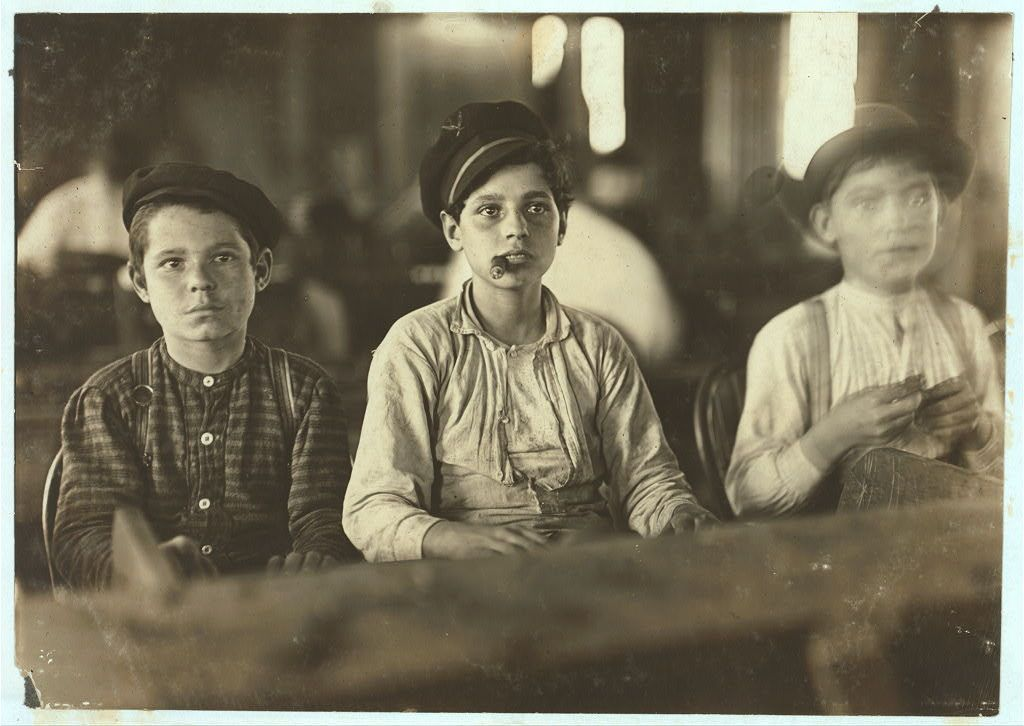 Young Cigarmakers in Englahardt & Co., Tampa, Fla. ... (LOC)   Flickr - Photo Sharing!