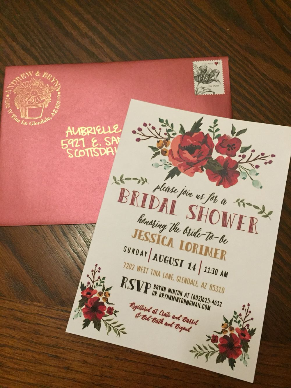 bridal shower invitation quote ideas%0A Bridal shower invitations Wine  burgundy  maroon  and gold https   www