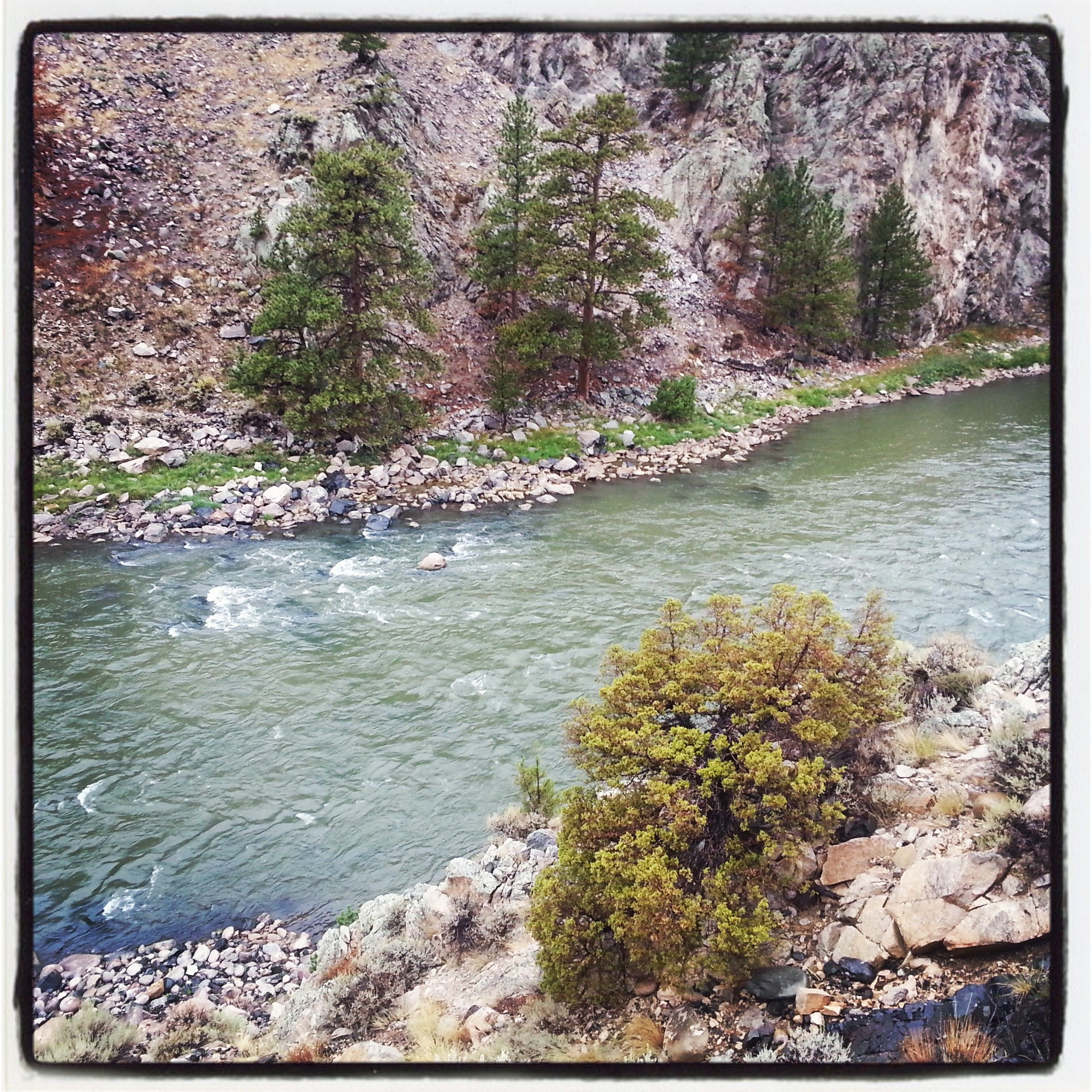 Wyoming 39 s miracle mile i 39 ve been here pinterest for Miracle mile fishing