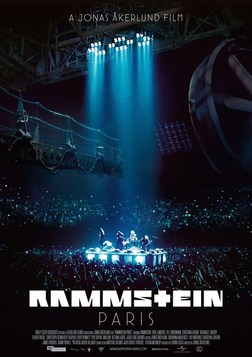 Detalles del lanzamiento en BR y DVD de \'Rammstein: Paris\'   SUMMA ...