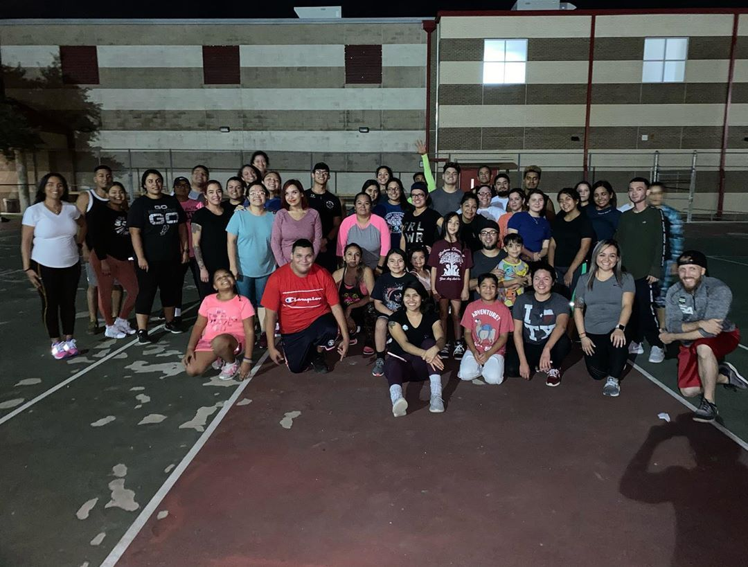 Shout out to this group to showing up NO Matter WHAT !  Fit camp was great tonight ! Can't wait to s...