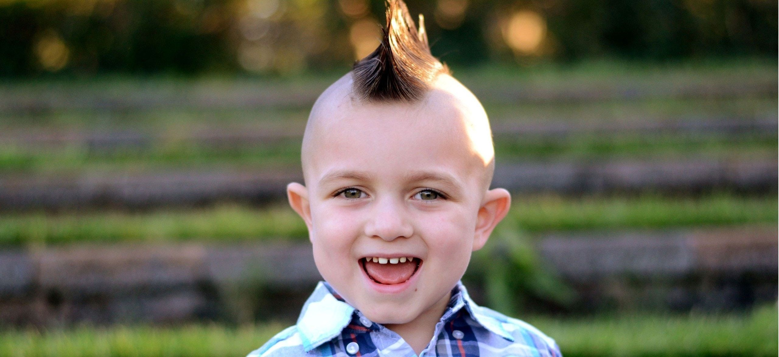 Check Out The Coolest Boys' Haircuts And Latest Hairstyle