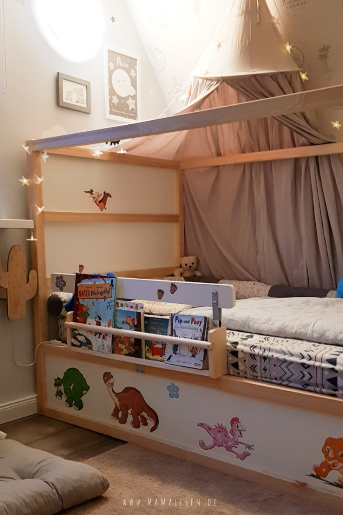 Wissenswertes über das Kinderbett KURA von Ikea inkl. Hack - #kleinkindzimmer