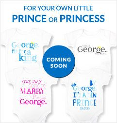 Love George at Asda's royal baby range, coming soon. Don't miss our September issue for interviews with George designers