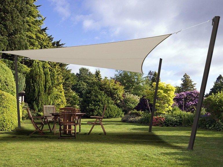 Tenda a vela easy sail collezione gennius alluminio by ke for Tenda vela ikea