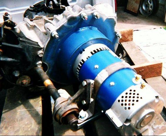 Electric Motor For Car: Electric Car Motors Kits / Electric Car Motor