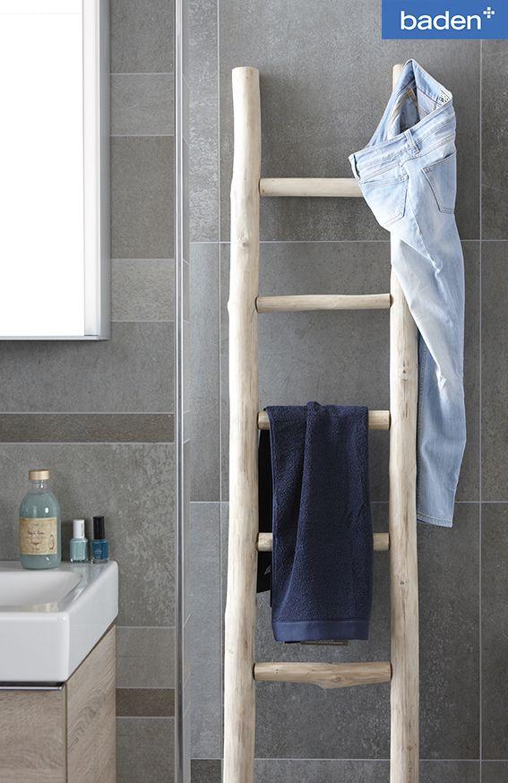 Accessoires van hout in uw badkamer geven de ruimte een trendy touch ...