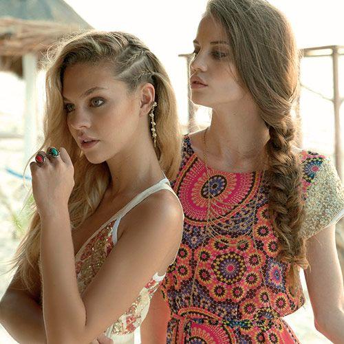 Rimmel Ropa -  Moda Estilo Bohemio Verano 2016