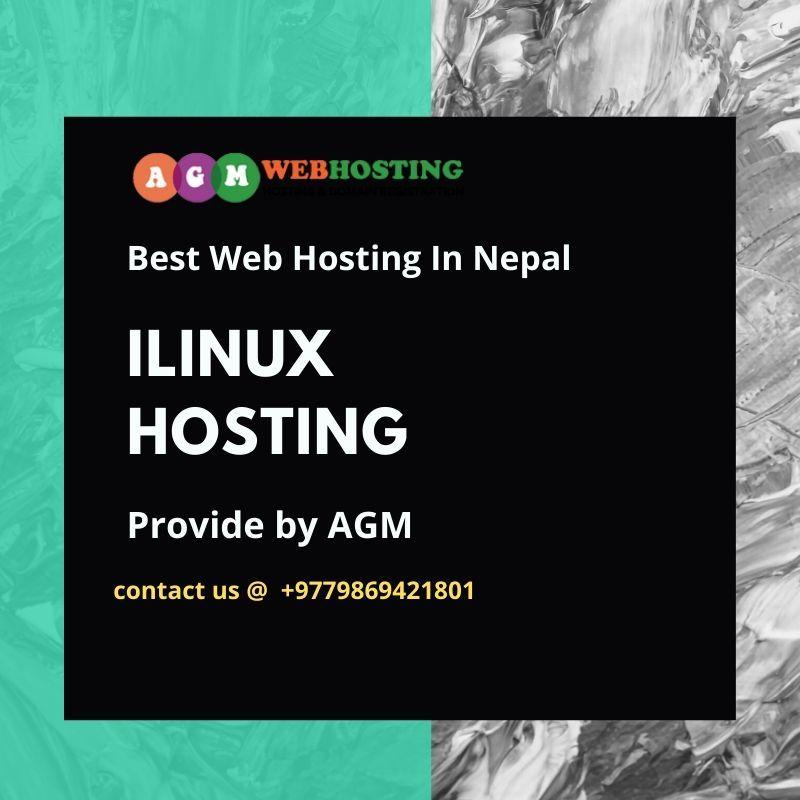 Linux Hosting Best Web Hosting In Nepal Provide By Agm Blog Hosting Best Web Web Hosting