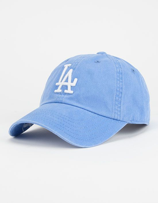 6be9ce5f9d8 AMERICAN NEEDLE MLB Baseball LA Dodgers Dad Hat 285175200