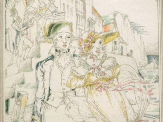 Persuasion By Jane Austen Illustrated John