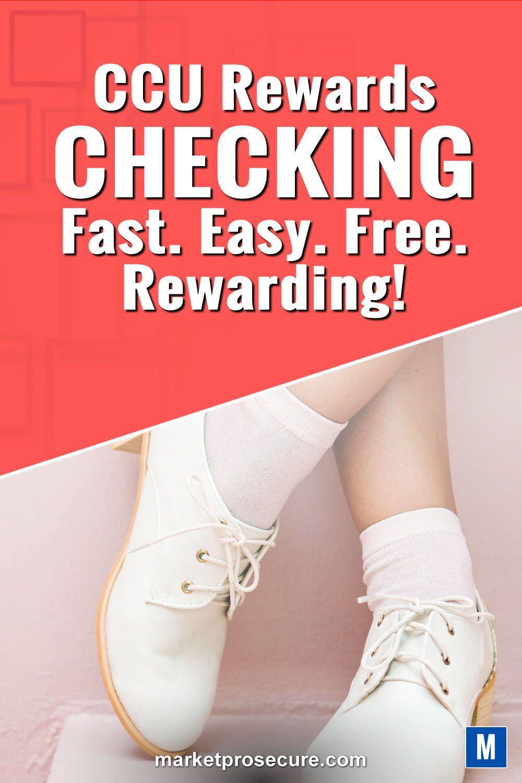 Ccu rewards checking fast easy free rewarding in 2020