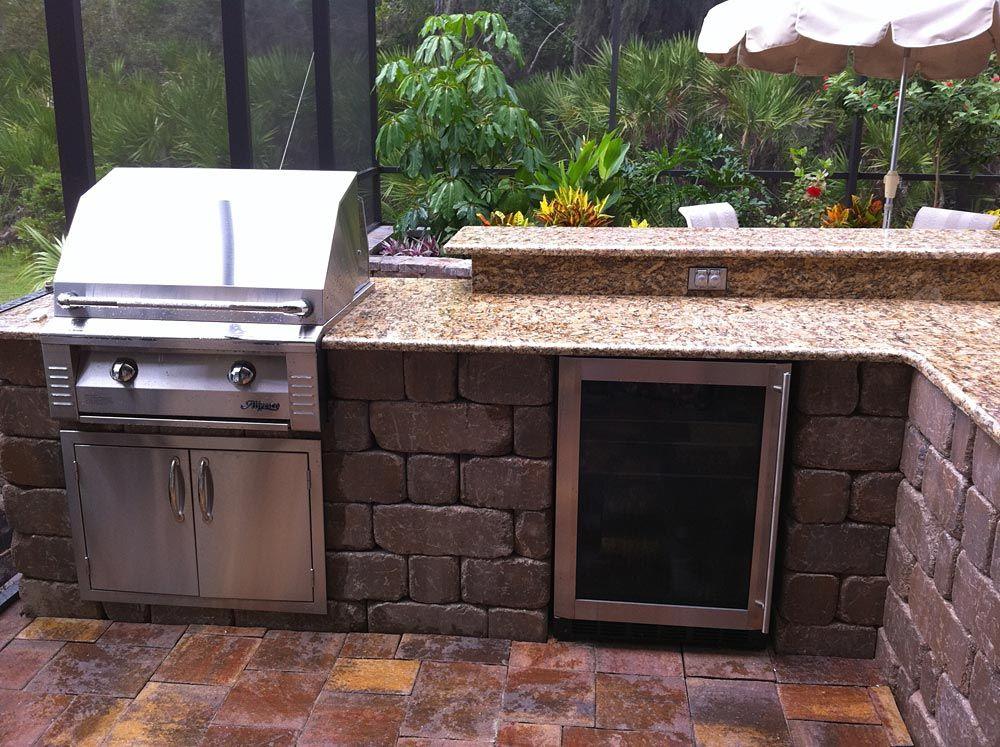 Stonegate Heritage Outdoor Kitchen Outdoor Kitchen Hardscape Design Kitchen