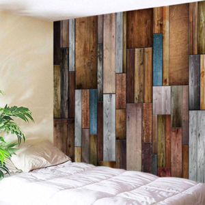 Vintage Wood Texture Wall Decoration Tapestry Textured Walls Wood Texture Wall Decor Online