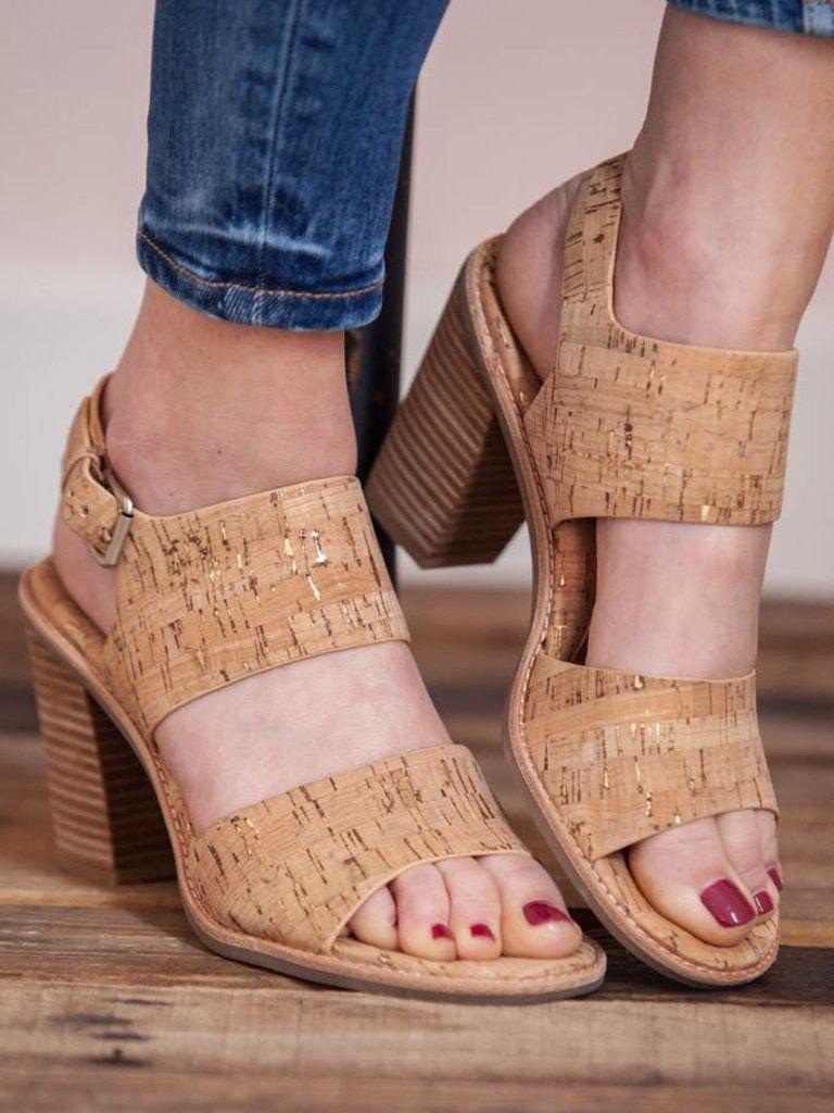 e1fcbd77ca Sofft Shoe Co. - Pierz Sandals - Gold/Natural in 2019 | + SHOE ...