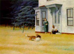 Edward Hopper - Cape Cod Evening
