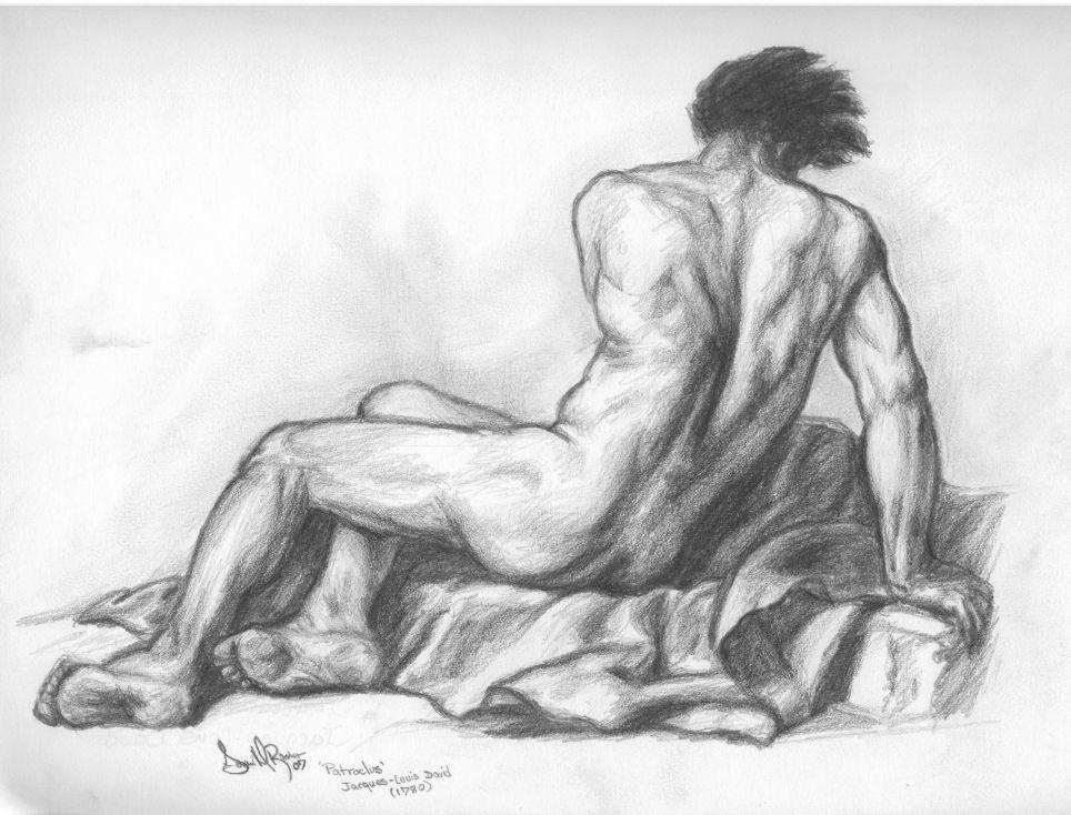 Male Anatomy Practice by ~Elven-38-Stone on deviantART | Sketches ...