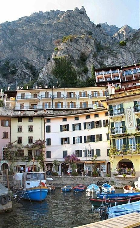 Limone sul Garda, Lombardy, Italy