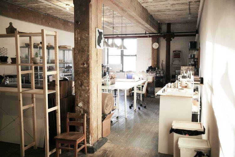 Ceramic studio in brooklyn bdb ceramic studio pottery