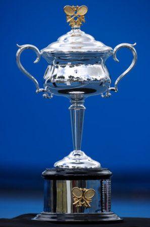 Australian Open Women S Singles Trophy Tennis Trophy Australian Open Tennis Events