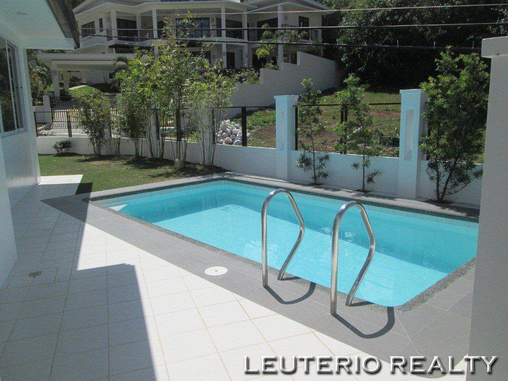 Location Talamban Cebu Philippines Brand New Beautiful House And Lot With Swimming Pool