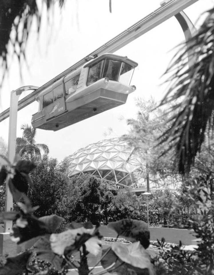 Vintage photo of the Miami Seaquarium
