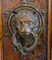 Saint Botolph door knocker Boston Lincs & Saint Botolph door knocker Boston Lincs | Hardware for Doors | Pinterest