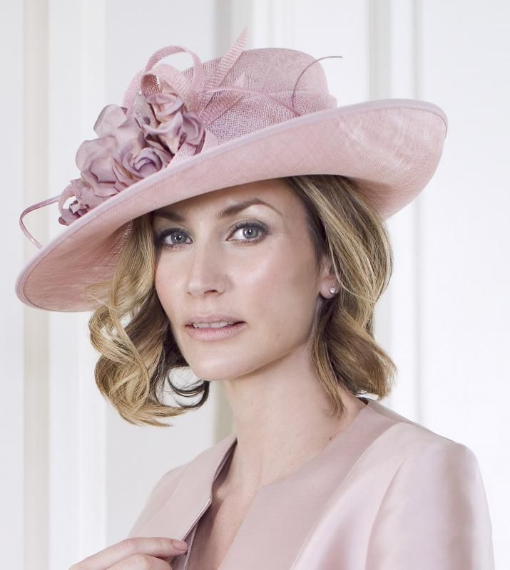 Image Result For Pink Mother Of The Bride Hat