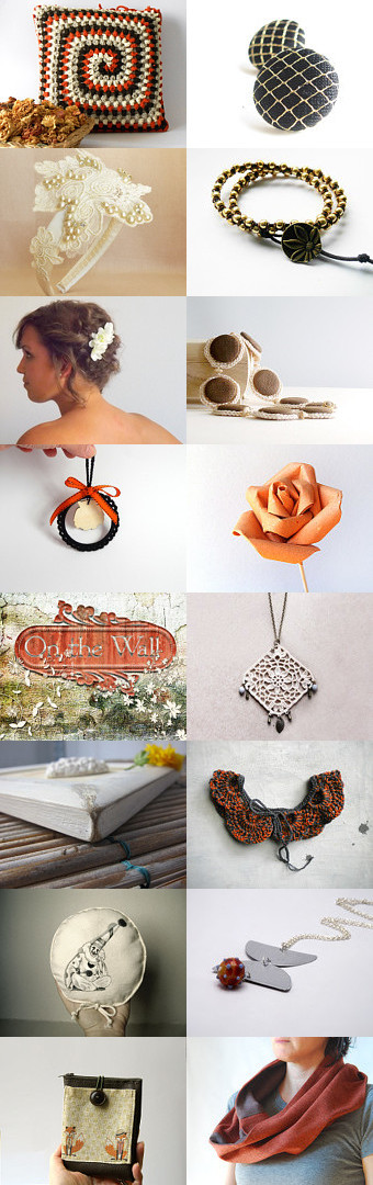 Cozy colors by Giada Cortellini on Etsy--Pinned with TreasuryPin.com