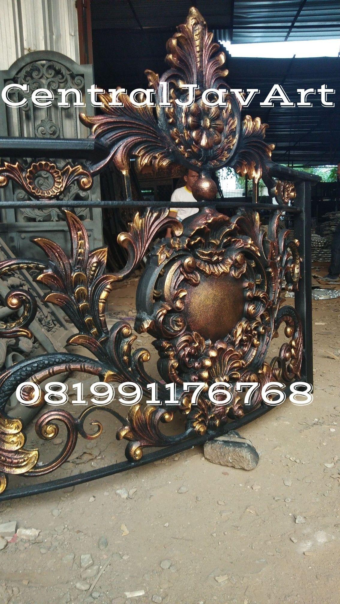 Jual Ornament Alumunium Kuningan Klasik