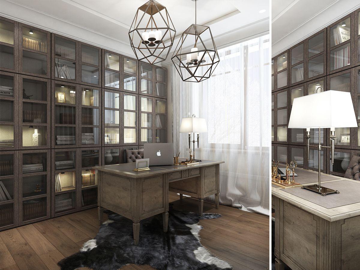 Ordinaire Home Office Pendant Lighting | Interior Design Ideas.