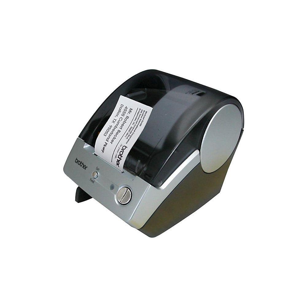 Brother P Touch Ql 500 Pc Label Printer Label Printer Printing Labels Thermal Printer