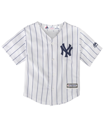 Majestic Babies  New York Yankees Replica Jersey - White 12 months ... ed73d2049