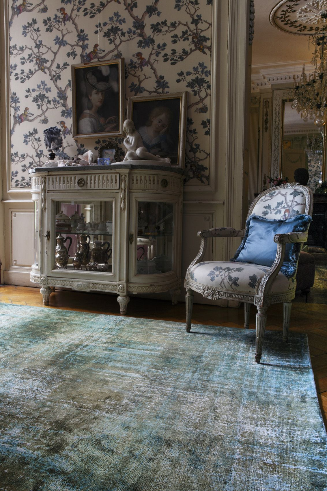 Design de tapis contemporains - Serge LESAGE