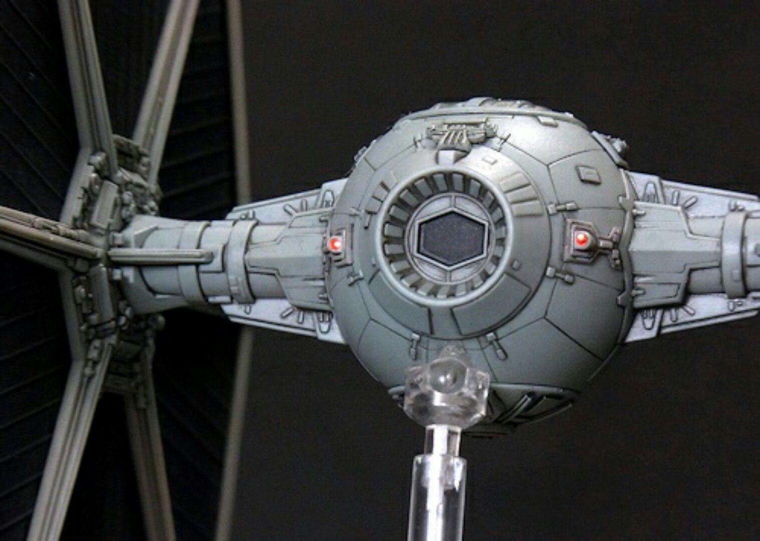 Fine molds 1/72 Scale Model Kit TIE Fighter/LN | Star Wars