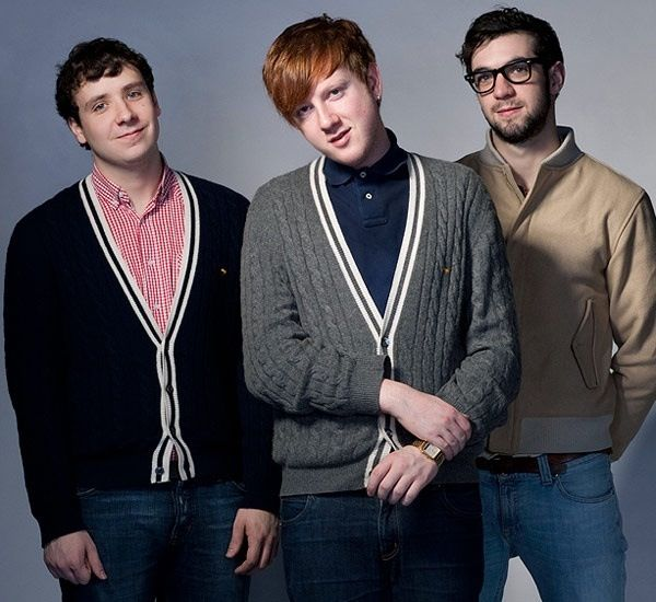 And As I Look At These Three Boys I Wonder What Is Going On In Their Heads Right Now Two Door Cinema Club Strange Music Cinema