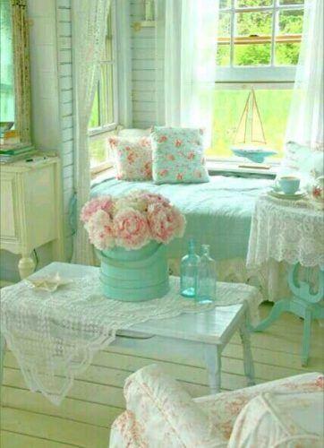 Photo of The charming Shabby Chic style in decoration – Conexao Decor