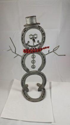Christmas Horseshoe Art.Horseshoe Christmas Tree Google Search Horseshoe Art