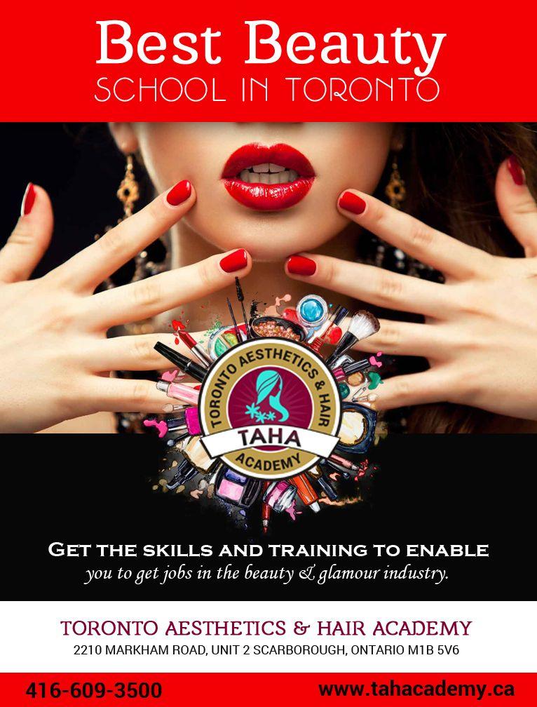 Looking for Best Beauty School in Toronto? Visit