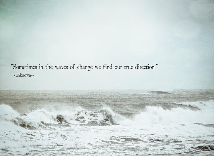 Ch-ch-ch-changes....