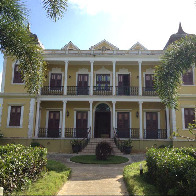 Castillo Lavadie, Moca PR | Puerto Rico | House styles, Moca